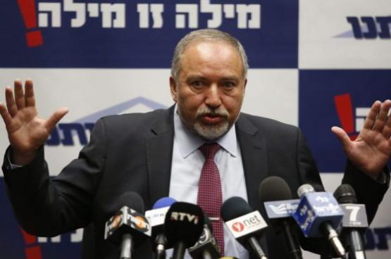 """ليبرمان يهدد غزة : حربنا القادمة ستكون أشد إيلاماً"""""""