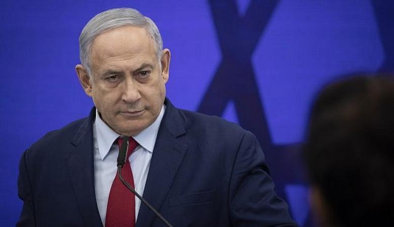 "نتنياهو يتوعد حماس  :"" سنفاجئهم """