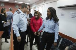 الاحتلال يرفض الافراج عن الأسيرة نور التميمي ويمدد اعتقالها 100 يوم