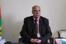 """حركة فتح تنعى محافظ الوسطى """"عبد الله ابو سمهدانة """""""
