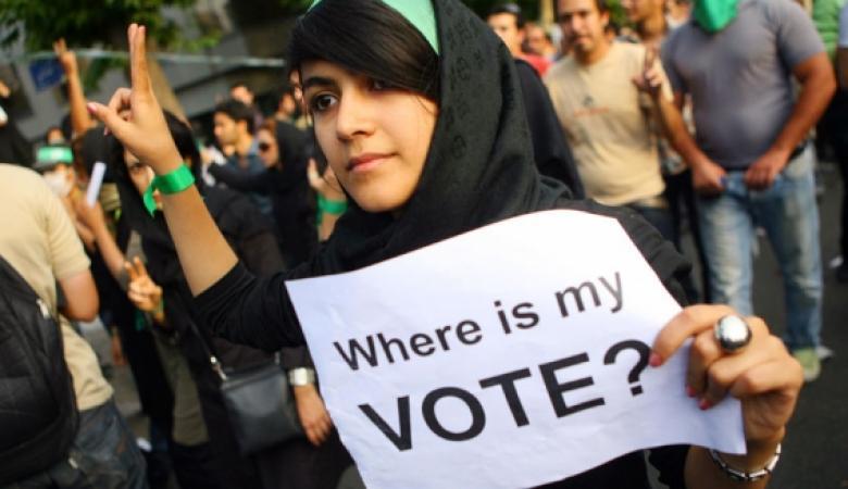 56 مليون ايراني يتوجهون لانتخاب رئيس جديد