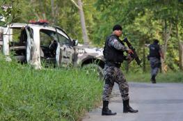 مقتل 15 في أحداث شغب داخل سجن بالبرازيل