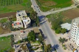الأشغال : استئناف العمل في مشروع طريق جنين - حيفا خلال أيام