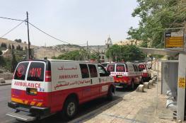 """الهلال الأحمر بالقدس ترفع حالة الطوارئ للدرجة القصوى استعدادا لفتح """"الأقصى"""""""