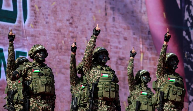 واشنطن تجمد حسابات بنكية تمول حماس والقسام