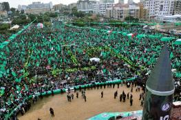 برهوم : مهرجان كبير لحماس في ذكرى انطلاقتها