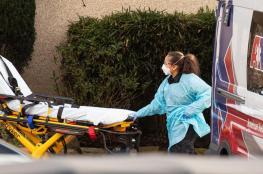 كورونا يفتك بنيويورك.. 7 آلاف إصابة و134 وفاة في يوم واحد