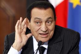 مبارك يكشف تفاصيل إرسال قوات مصرية للكويت إبان غزو صدام