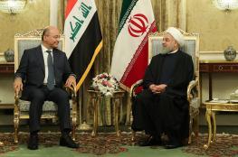 روحاني يصل إلى العراق في زيارة رسمية تستمر 3 أيام