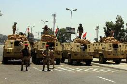 مقتل اثنين من المسلحين في اشتباكات مع الأمن المصري