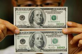 الدولار يرتفع لأعلى سعر له منذ شهرين مقابل الشيقل