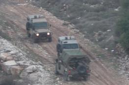 اصابات خلال اقتحام قوات الاحتلال لبلدة بيت امر شمال الخليل