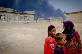 فرار المئات من المدنيين في أكبر موجة نزوح منذ بداية معركة الموصل