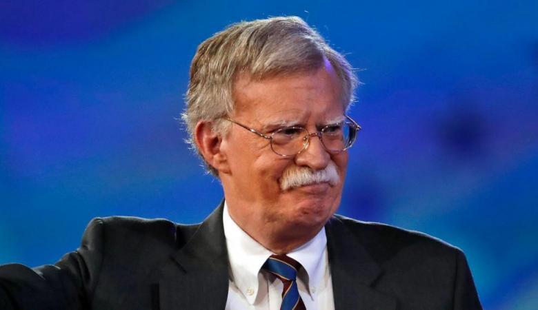 بولتون يطمأن اسرائيل : الانسحاب الامريكي من سوريا سيكون بطيئاً جداً