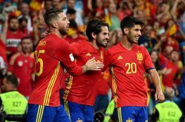 الفيفا يهدد المنتخب الاسباني باستبعاده عن كأس العالم 2018