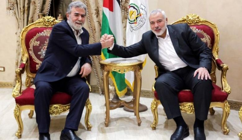 هذا ما جرى مع وفد حماس بالقاهرة