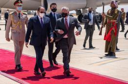 تحالف عملاق جديد بين مصر والعراق والأردن