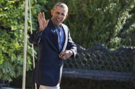 أوباما يختتم رئاسته برقم قياسي