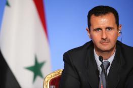 بشار الأسد: الإدعاء الغربي باستخدام الجيش السوري أسلحة كيميائية ذريعة لضربنا
