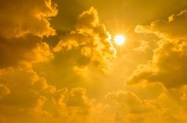 حالة الطقس : اجواء حارة نسبيا حتى يوم الجمعة المقبل