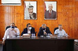"""اعتماد مستشفى عزون بمحافظة قلقيلية مركزا لعلاج المصابين بفيروس """"كورونا"""""""