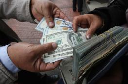 الدولار يتراجع لإدنى مستوى أمام الشيكل