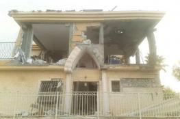 صواريخ غزة تضرب بئر السبع  والصور تكشف حجم الدمار