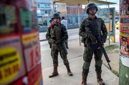 """آلاف الجنود يقتحمون """"غابة"""" عشوائيات خطيرة بالبرازيل"""