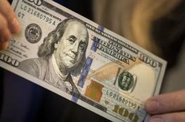 الدولار يسجل هبوطاً جديداً امام الشيقل