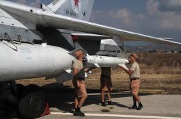 روسيا تقصف موقعا لقوات النخبة الامريكية والبريطانية في سوريا