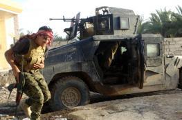 قتلى من الشرطة العراقية بمفخخات غربي الموصل