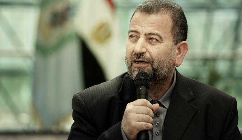 العاروري : جهزنا الرد الخطي لتسلميه للرئيس عباس