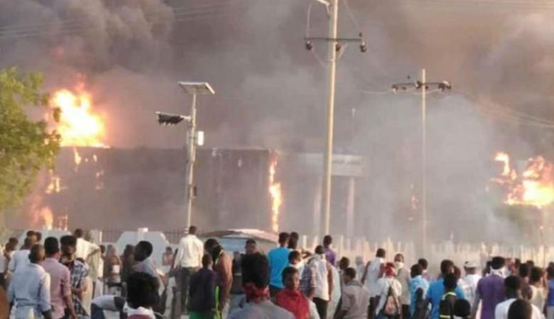 ارتفاع اعداد قتلى تظاهرات السودان الرافضة لنظام البشير