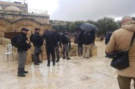وزير الاوقاف : 56 انتهاكا ً بحق المسجد الأقصى في الشهر الماضي
