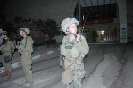 حملة اسرائيلية واسعة تستهدف طلاب جامعة بيرزيت