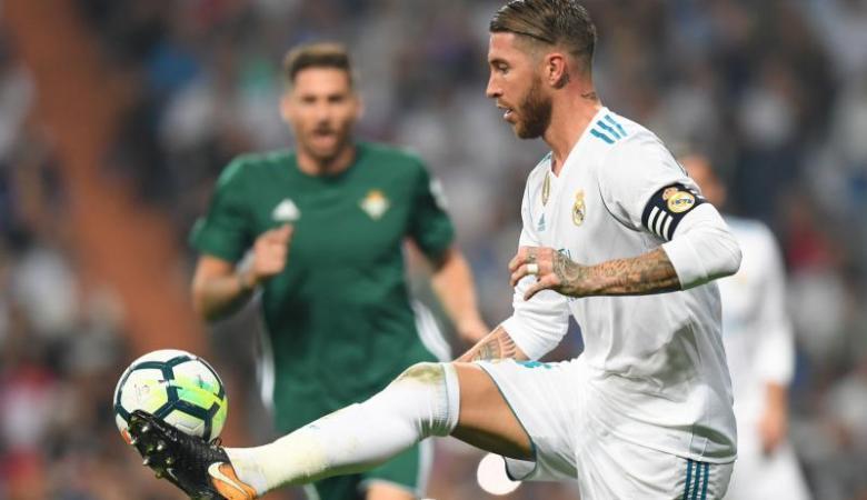 راموس يدخل قائمة الأكثر لعبا مع ريال مدريد