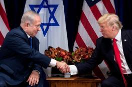 """ادارة ترامب : صفقة """"القرن """" ستركز كثيرا على امن اسرائيل"""
