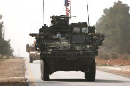وصول 600 جندي إمريكي لسوريا من أجل تأمين عملية الانسحاب
