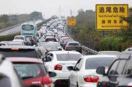 الصين تعتزم وقف بيع سيارات البنزين والديزل