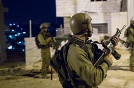 اطلاق نار استهدف حافلة للمستوطنين شمال رام الله