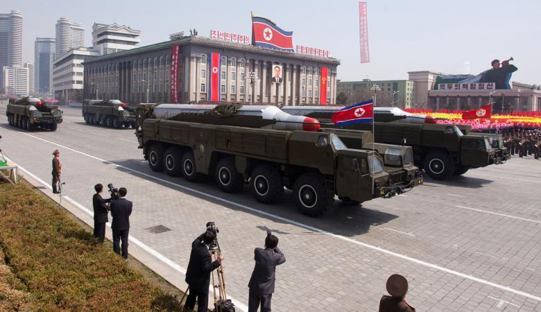 الغرب يرصد تحركات نووية لكوريا الشمالية