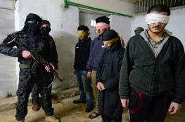 داعش يحرق ويقتل 19 مدنياً سورياً في دير الزور