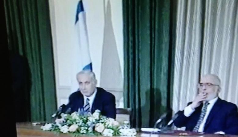 """تزامنا مع نشر تسريبات """"صفقة القرن""""... كاتب إسرائيلي يوجه رسالة إلى ملك الأردن"""