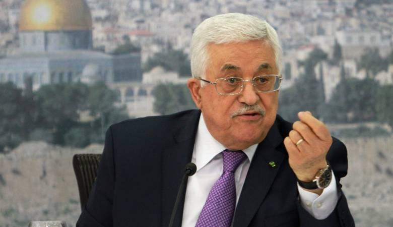 الرئيس عباس: نتمسك بالثوابت ولا انتخابات بدون القدس