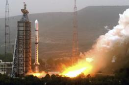 الصين تطلق قمر مراقبة للأرض عالي الدقة