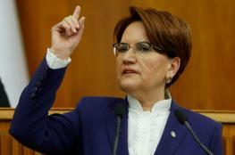زعيمة المعارضة تهاجم اردوغان وتصفه باللص