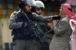 قوات الاحتلال تعتقل مسن فلسطيني يبلغ من العمر 75 عاما في الخليل