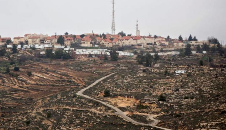 الاحتلال يستولي على المزيد من اراضي الفلسطينيين في رام الله