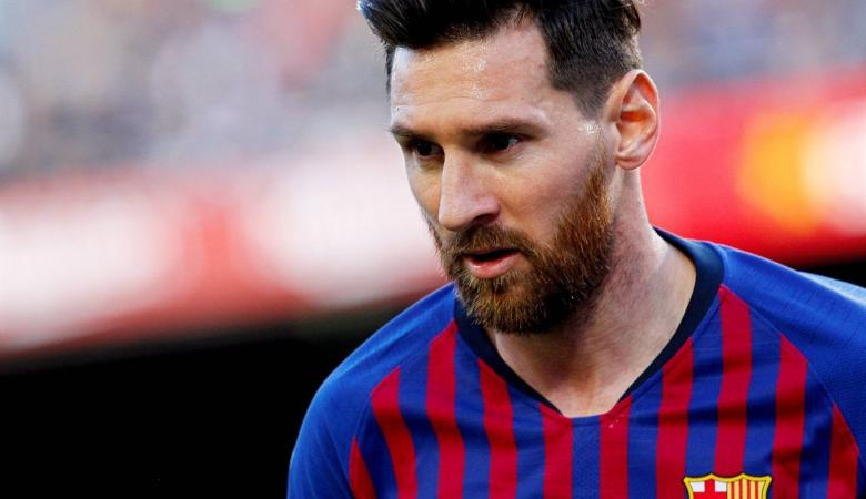 ميسي يتخذ قرارا بشأن مستقبله مع برشلونة