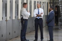 إدارة ترامب تلغي قرار أوباما للسجون الخاصة